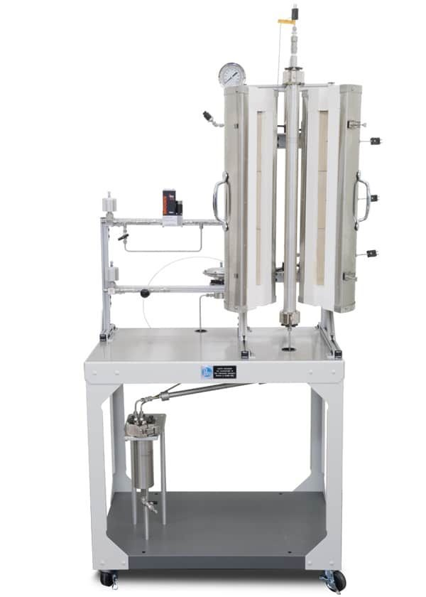 Parr Instrument Company- 5400 Continuous Flow Tubular Reactors