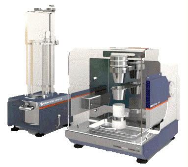 Hosokawa Micron Powder Characteristics Tester PT-X