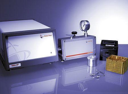 External Measuring Cell: DMA HP from Anton Paar