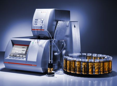 pH ME Beverage Measuring Module and pH ME Measuring Module from Anton Paar