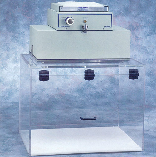 Airfiltronix PCR-1000 Workstation with UV Sterilization Light