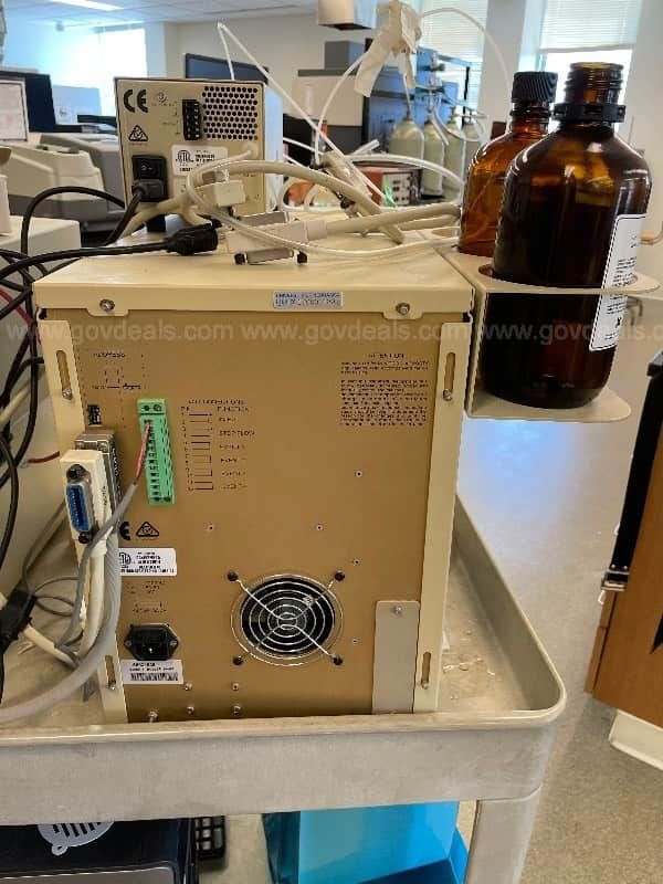 3- 2003 Waters Binary HPLC Pump