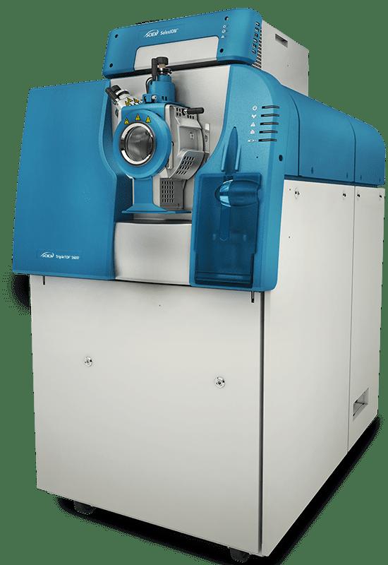 Sciex 5600 QTOF