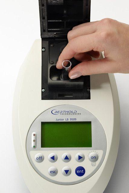 Berthold Technologies Junior LB 9509 Portable Tube Luminometer