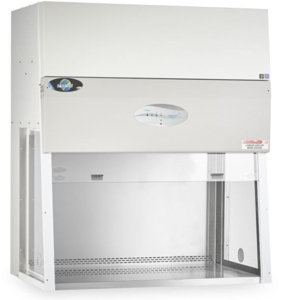 AireGard ES NU-140 Vertical Laminar Airflow Workstation