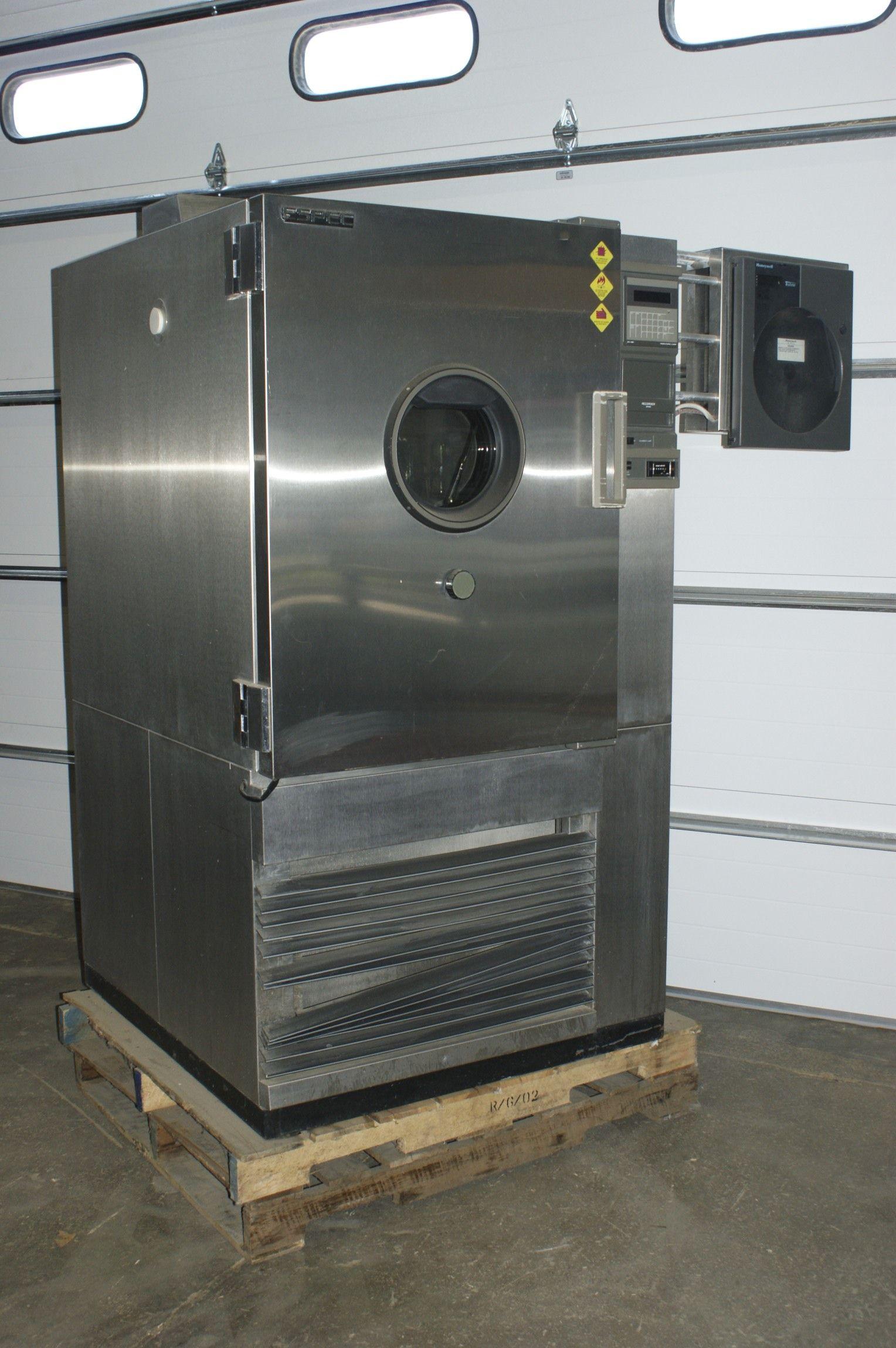 Lab Instrument => Lab Instrument -> Chambers Temperature Humidity Stability Espec Temperature Humidi