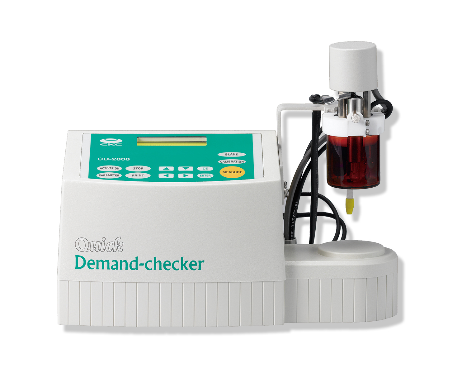 JM Science CD-2000 Measure Chlorine Demand Quickly and Simply