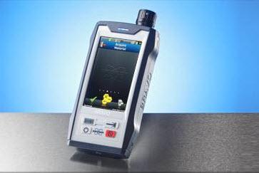 BRAVO Handheld Raman Spectrometer from Bruker