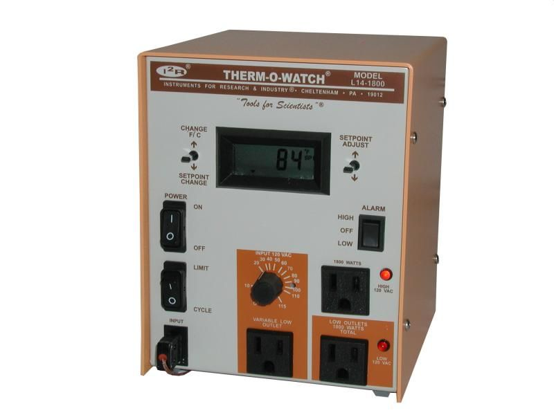 Therm-O-Watch Digital L14-1800 from Glas-Col