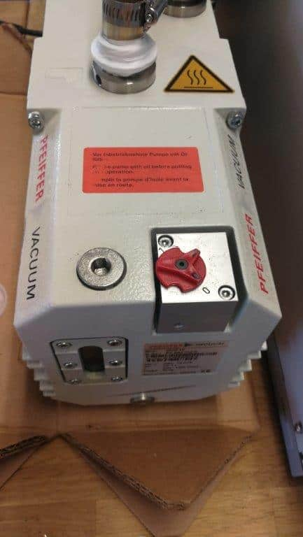 Refurbished Agilent 5973N MSD Performance Turbo Pump