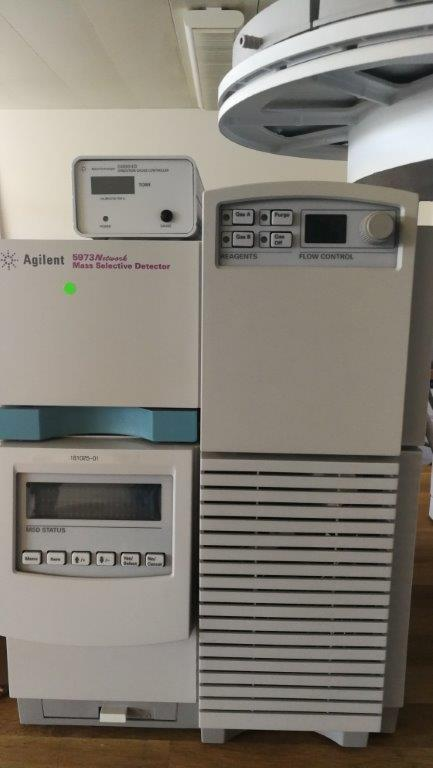 Refurbished Agilent 5973N MSD Performance Turbo Pump