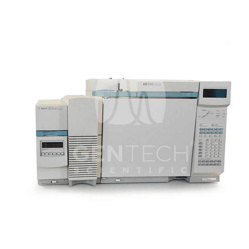 Agilent 5973N MSD 6890 GC