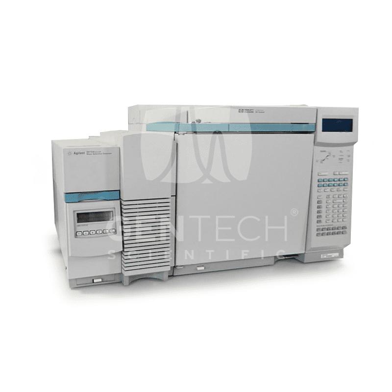 Agilent 5973 EI/CI MSD with 6890 GC