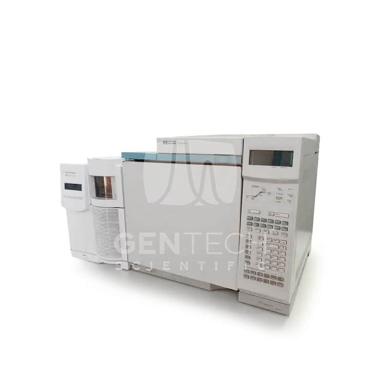 Agilent 5975C inert MSD with Triple Axis Detector & 6890A GC
