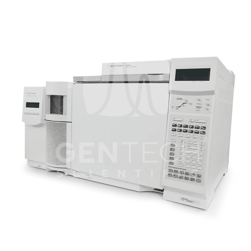 Agilent 5975B inert XL with 6890N GC/MS System