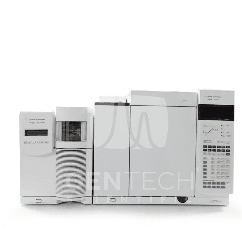 Agilent 5975C inert XL EI Triple Axis MSD with 7890 GC