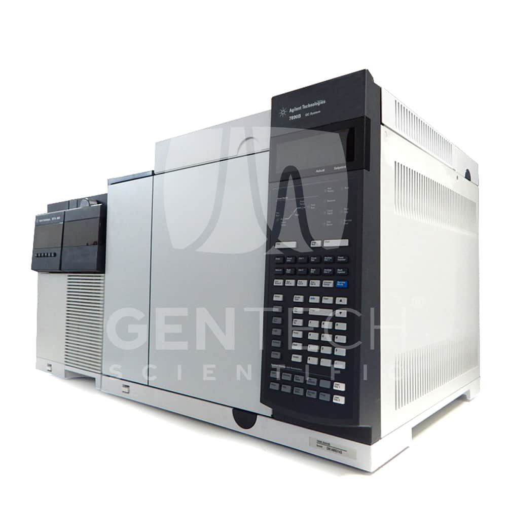 Agilent 5977 MSD with 7890 GC System