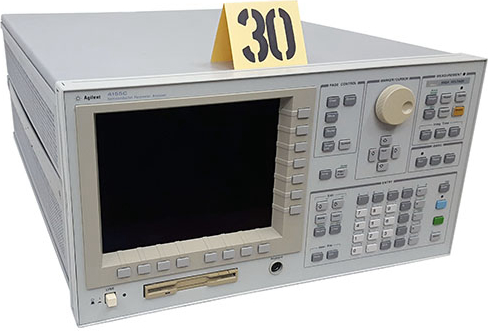 Agilent 4155C Test and Electronics Semiconductor Parameter Analyzer.