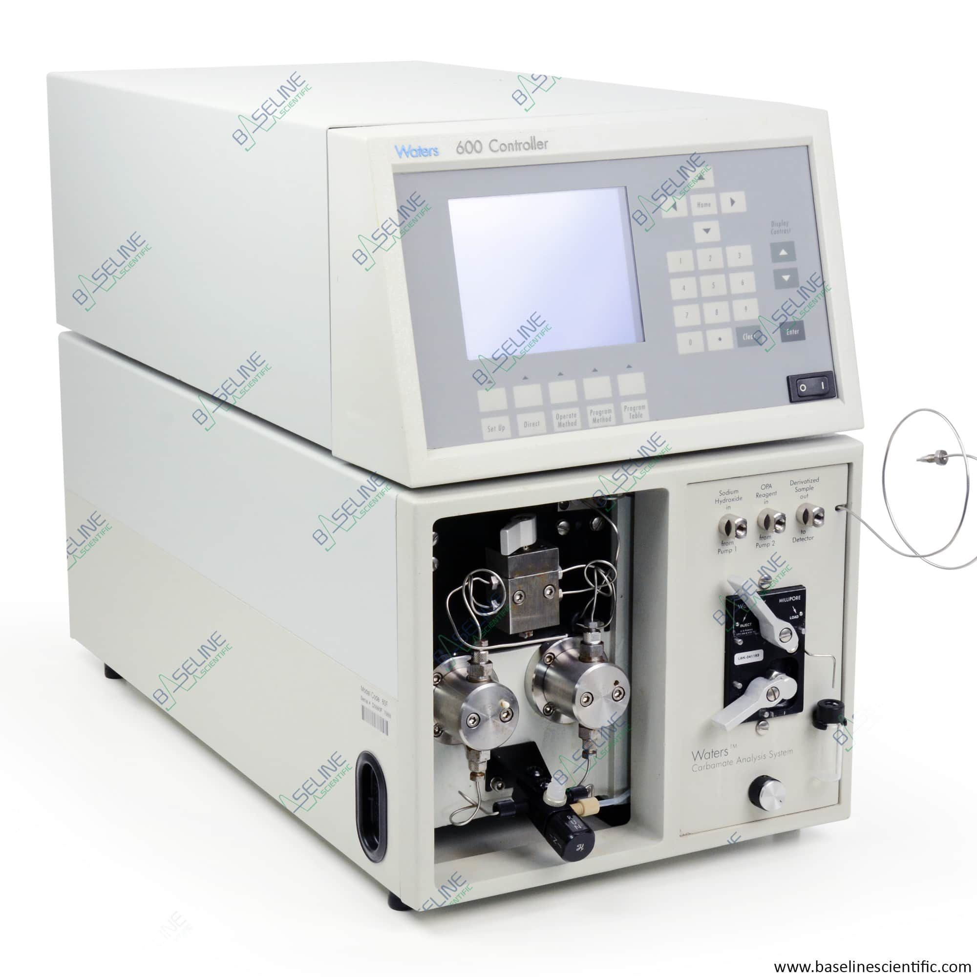 Refurbished Waters 600 HPLC Controller and Pump with ONE YEAR WARRANTY