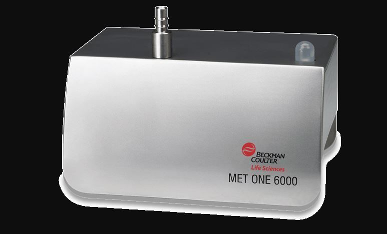 Beckman Coulter MET ONE 6000 Remote Air Particle Counter