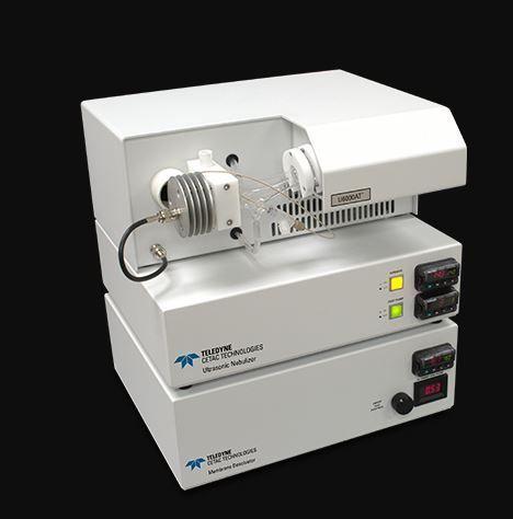 U6000AT+ Ultrasonic Nebulizer & Membrane Desolvator