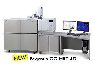 LECO Pegasus GC-HRT+ 4D Time-Of-Flight Mass Spectrometer