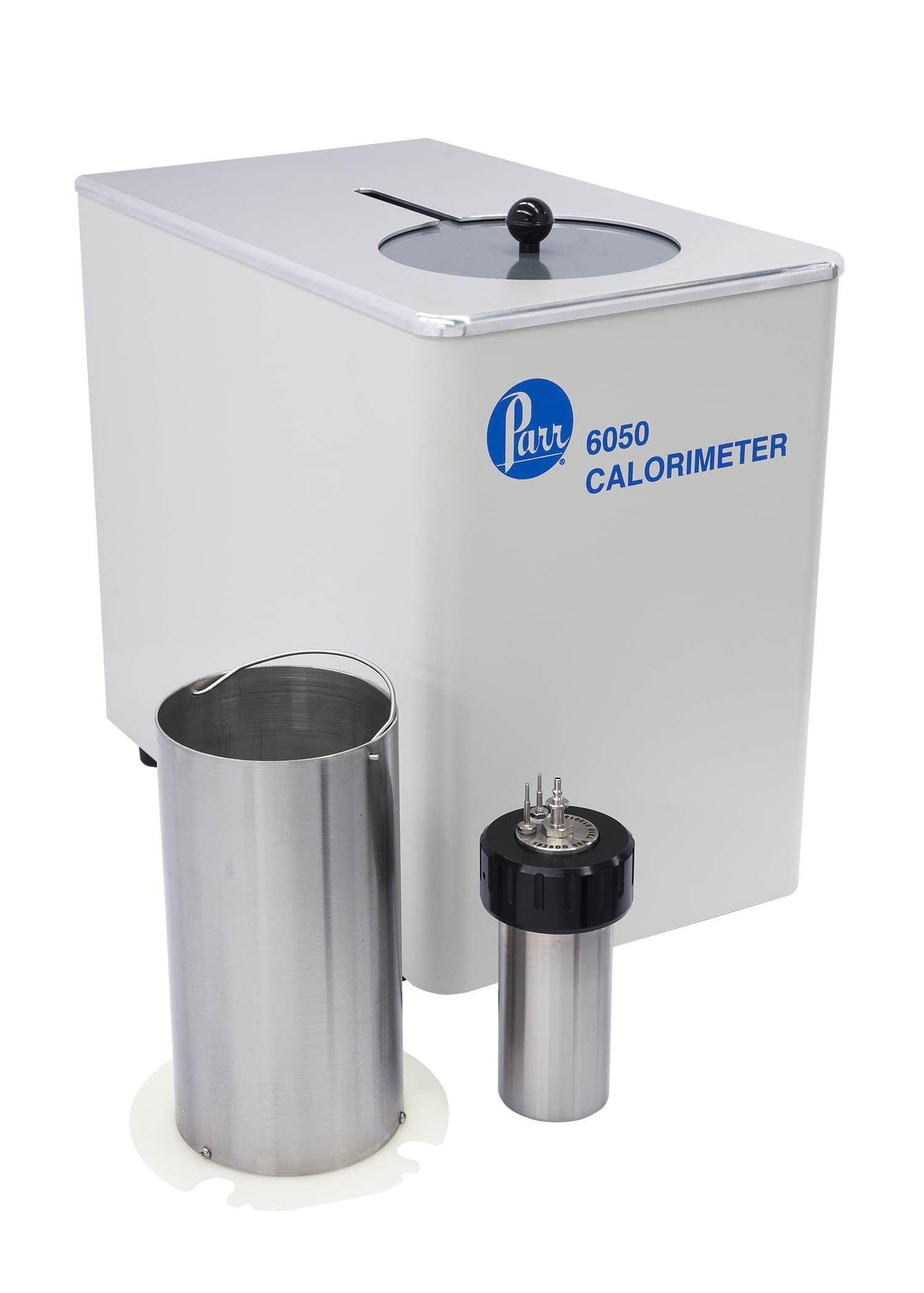 Parr Instrument Company 6050 Compensated Jacket Calorimeter