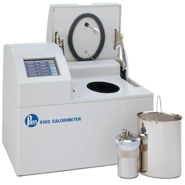 Parr Instrument Company 6100 Compensated Jacket Calorimeter