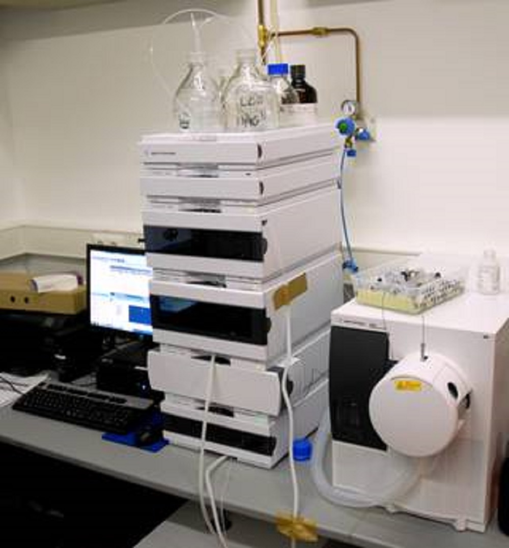 Agilent LC/MS System: 6120B with 1260 (Year 2013/2014)