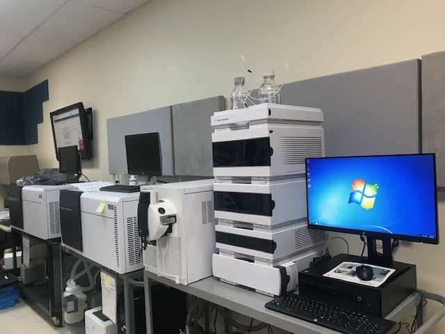 CANNABIS READY...Agilent 6150 Single Quad with a 1260 LC/MS, 12-Month Warranty