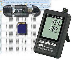 Data- Logger PCE-HT 110