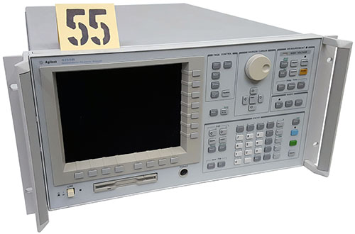 Agilent 4155B Test and Electronics Semiconductor Parameter Analyzer. High performance instruments de