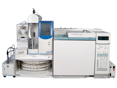 BTEX Analysis System