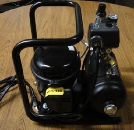 Air Compressor, Panther P15 TC Silent Air Compressor