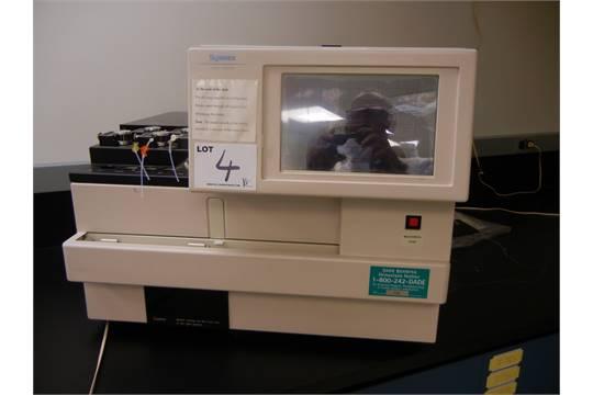 SYSMEX CA-1000 COAGULATION BLOOD ANALYZER