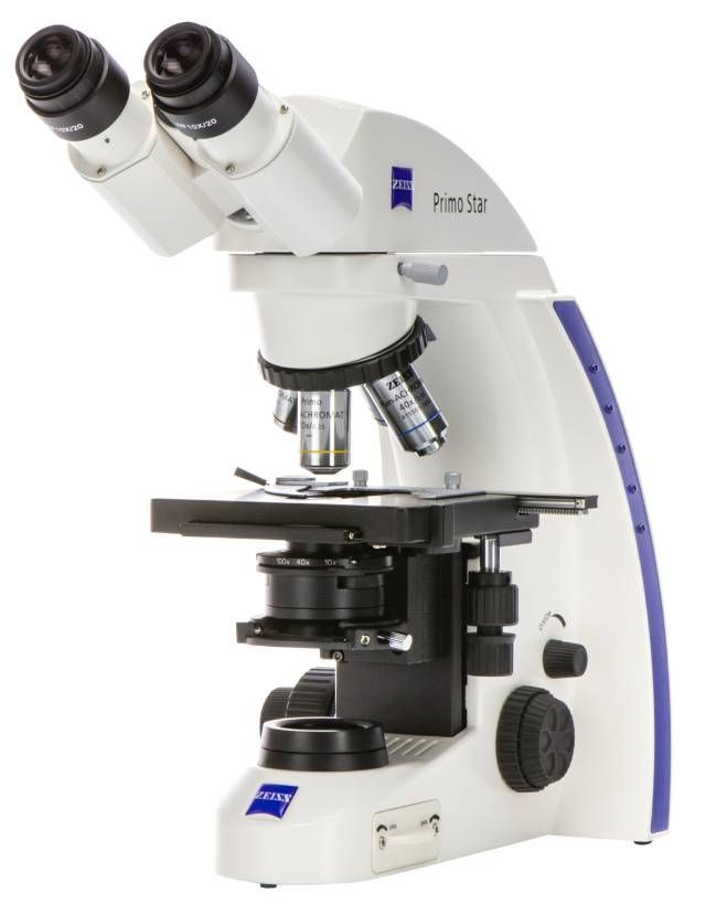 ZEISS Primo Star Upright Microscope for Education