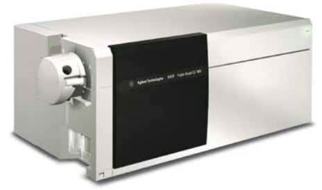 Agilent 6420 Triple Quad LC/MS System (#G6420AA) with 1260 LC Stack