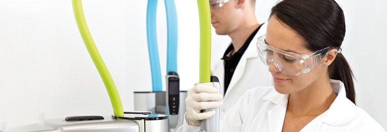 ELGA PURELAB® Range Water Purification Systems