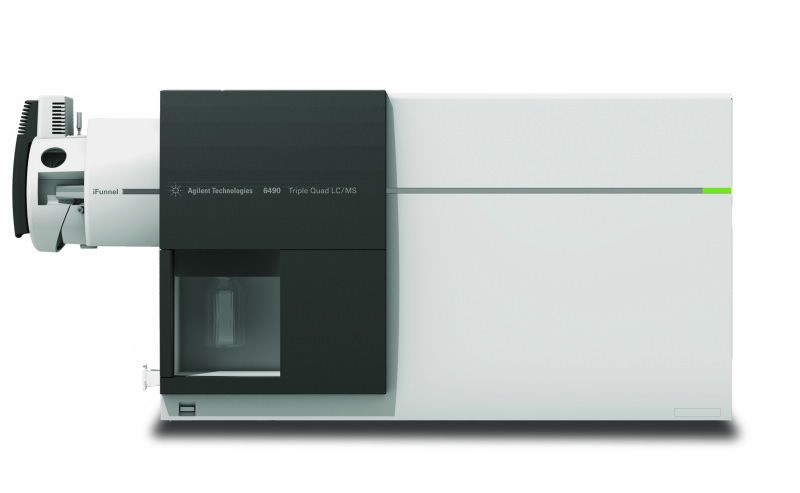 Agilent Certified Pre-Owned 6490A Triple Quad LC/MS System