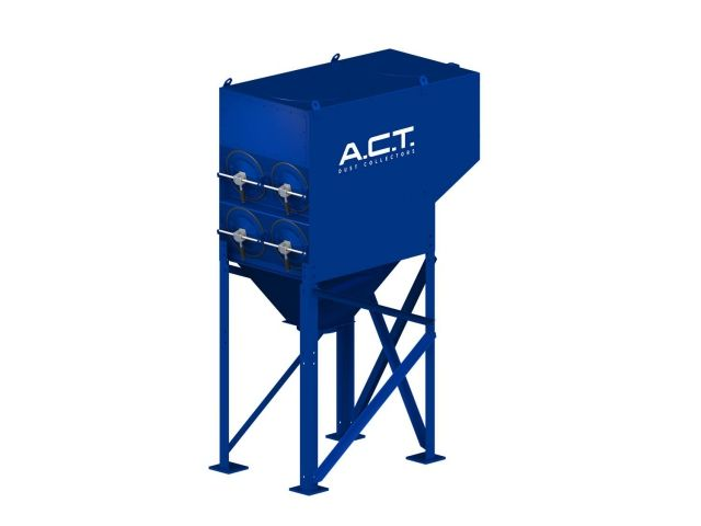 ACT 2-8 Dust Collector