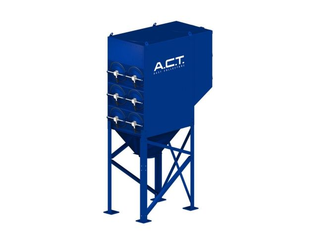 ACT 3-12 Dust Collector