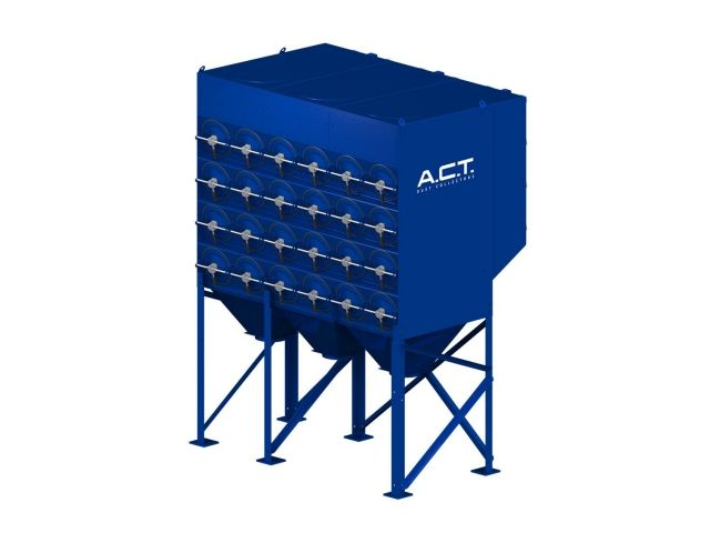 ACT 4-48 Dust Collector