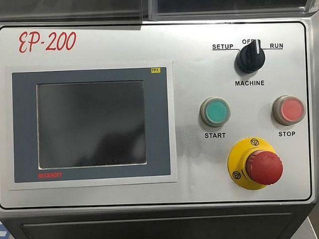 New Never Used Elizabeth Hata EP200 8-Station D-Tooled Tablet Press