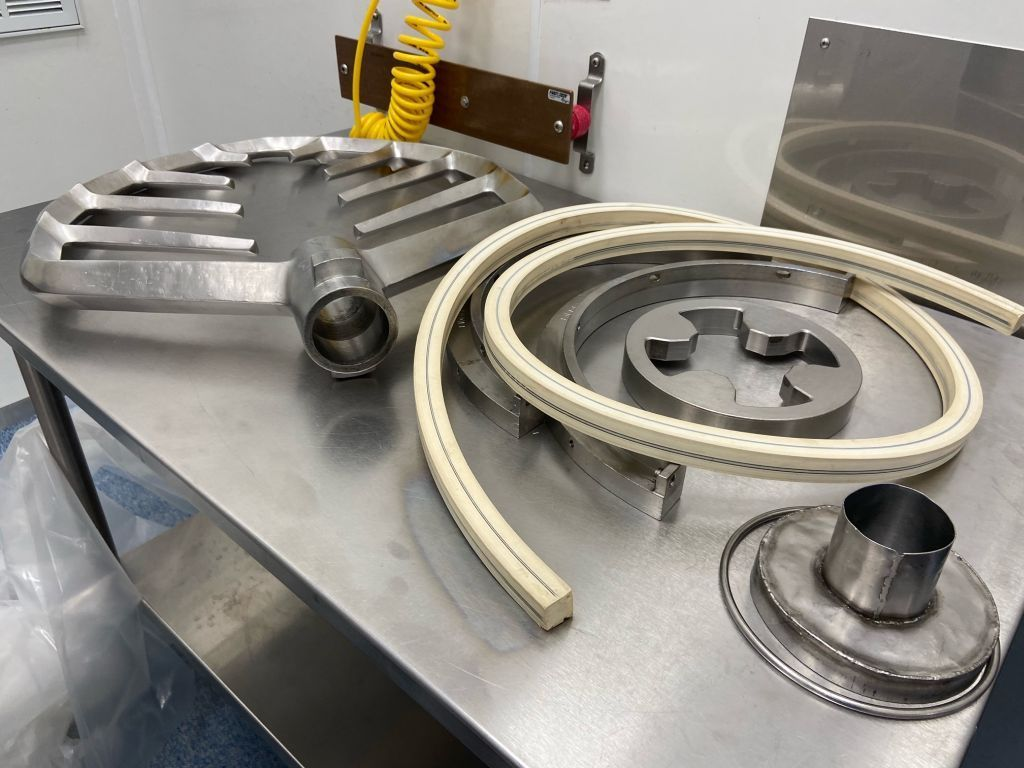 AMF Glen 340 Qt Mixer