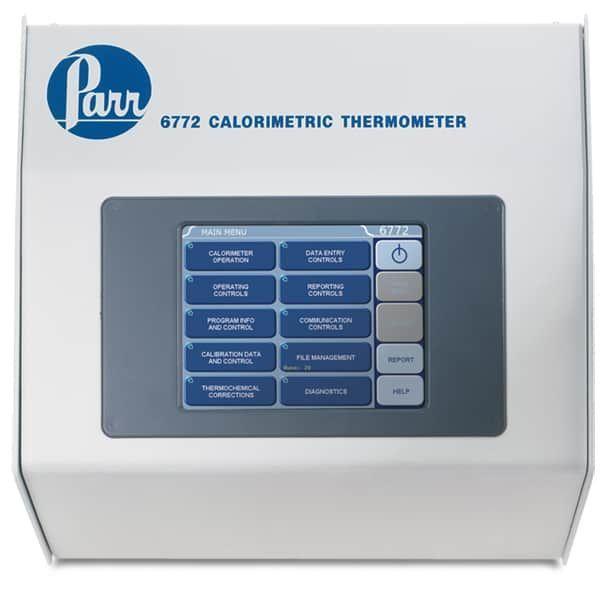 Parr Instrument Company 6772 Calorimetric Thermometer