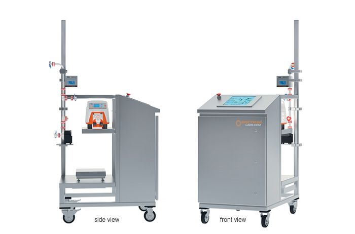 KrosFlo Perfusion Systems - KPS 200 System for 1.5 -100L Bioreactor Volumes