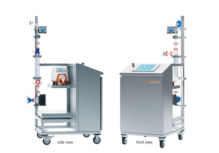 KrosFlo Perfusion Systems - KPS 600 System for 100 - 2000L Bioreactor Volumes