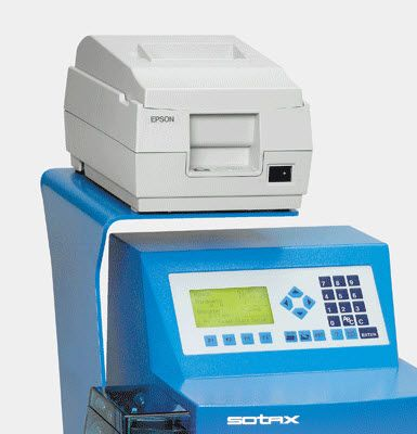 SOTAX HT 1 Manual Tablet Hardness Tester