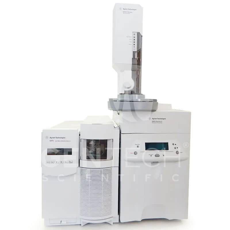 Agilent 5975 Inert MSD with 6850 GC & 6850 Autosampler