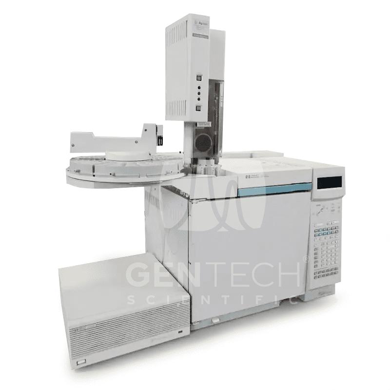 Agilent 6890 GC-FID  with 6890 Autosampler